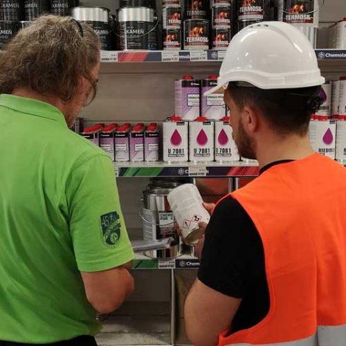 Inšpekcia práce oznámila na tento týždeň raziu zameranú na bezpečnosť práce